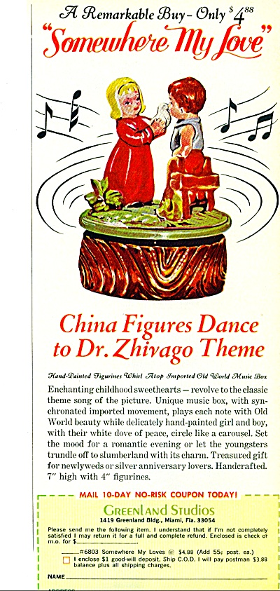 Greenland studios - China figures dance ad (Image1)