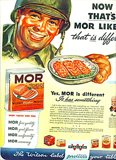 1944 MOR ie Spam AD HORNDORF ART Soldier (Image1)