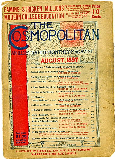 The Cosmopolitan Magazine - Londonderry water (Image1)