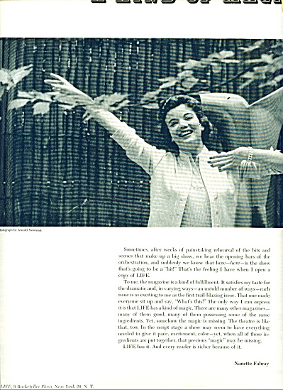 A Kind of Magic - NANETTE FABRAY  1957 (Image1)