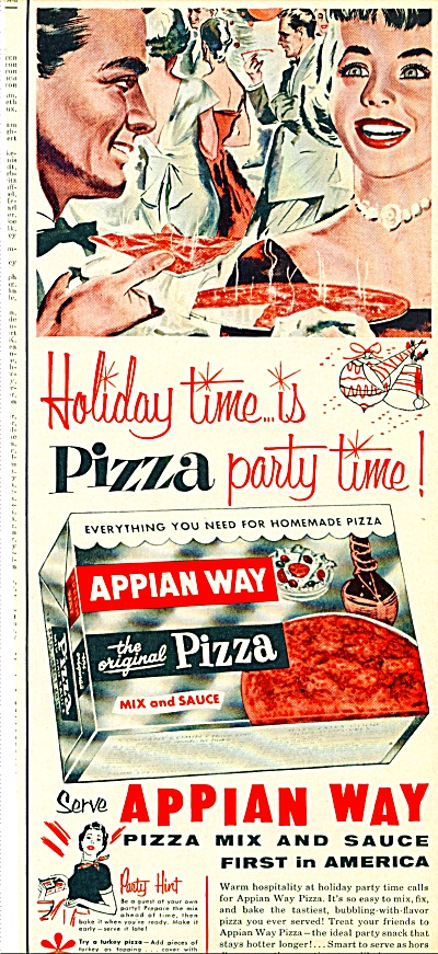 Appian Way pizza mix and sauce add 1957 (Image1)