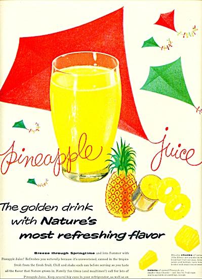 1955 Pineapple Growers Assn AD Kites ART (Image1)