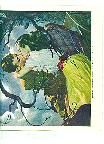 1952 The April Witch Story ILLUSTRATION (Image1)