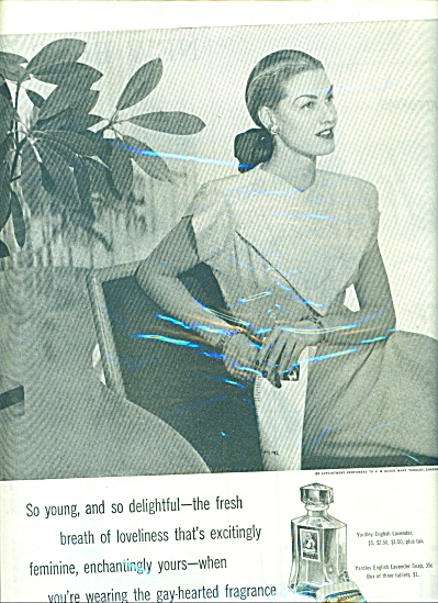 1947 Yardley English lavender AD Beauty (Image1)
