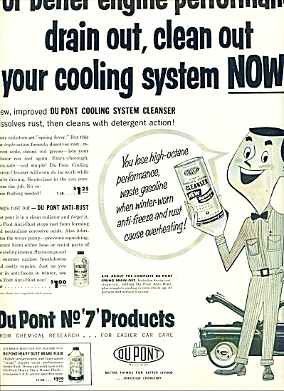 Dupont No. 7 products ad 1955 (Image1)