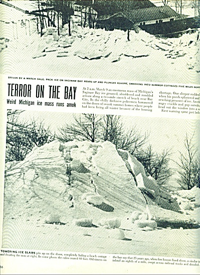1946 Story  Terror on Saginaw Bay, Michigan (Image1)
