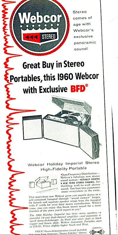 Webcor stereo ad 1959 (Image1)