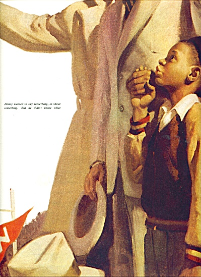 Artwork - ANDREW LOOMIS - YOUNG Black BOY (Image1)