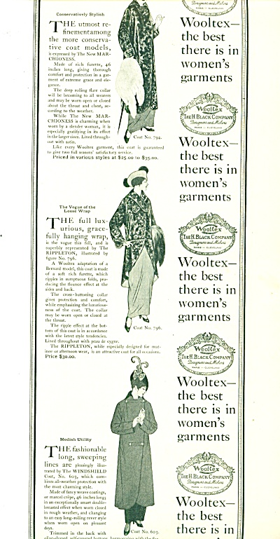1914 Wooltex coats - suits - skirt AD Fashion (Image1)