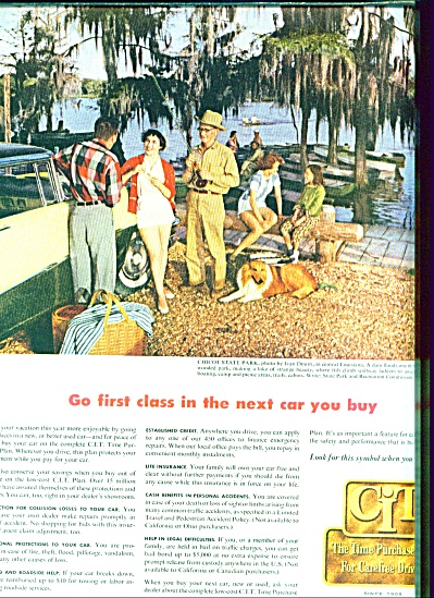 1956 Universal C. I.T. credit AD CHICOT STATE (Image1)