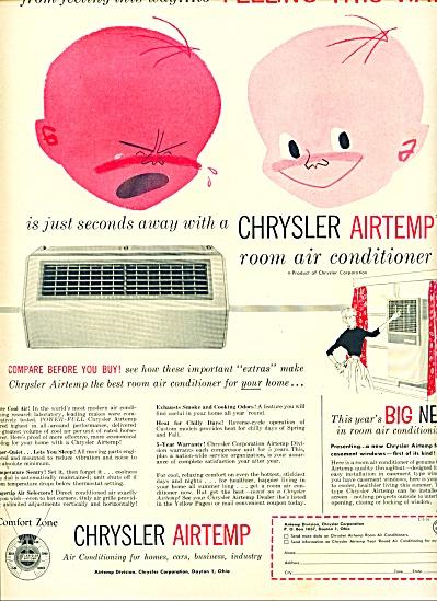 Chrysler Airtemp ad 1954 (Image1)