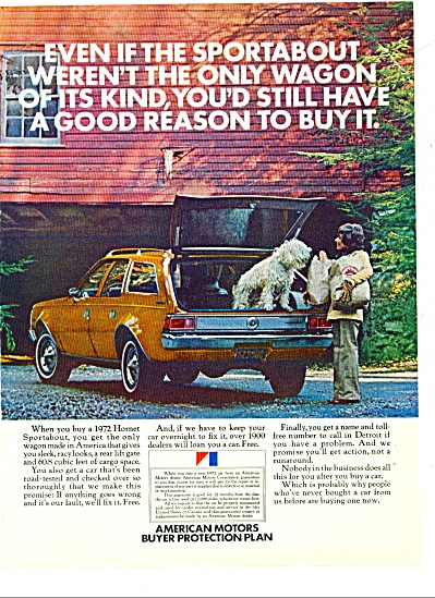 American Motors automobile for 1972 (Image1)