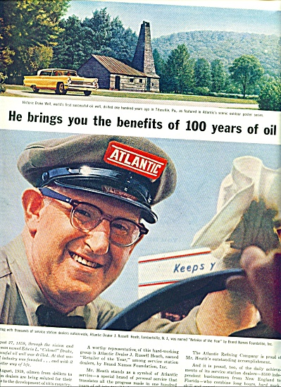 The Atlantic Refining Company ad 1959 (Image1)