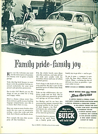 Buick automobile for 1947 (Image1)