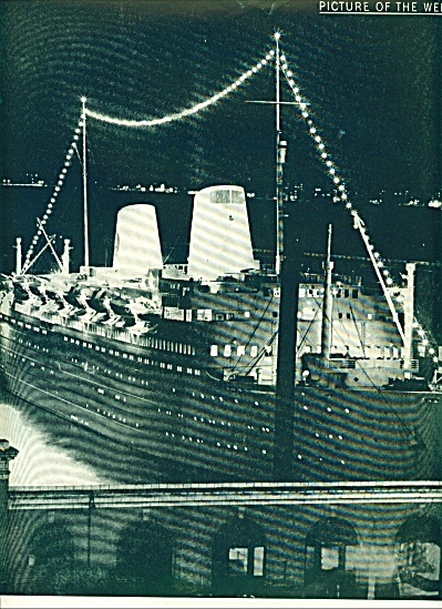 KUNGSHOLM -  Swedish liner story 1953 (Image1)