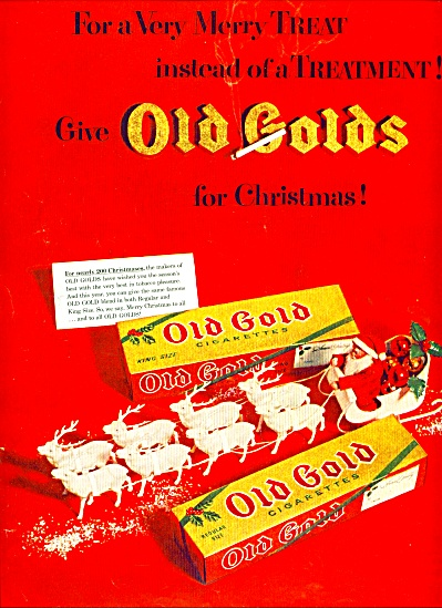 Old Golds cigarettes ad 1953 (Image1)