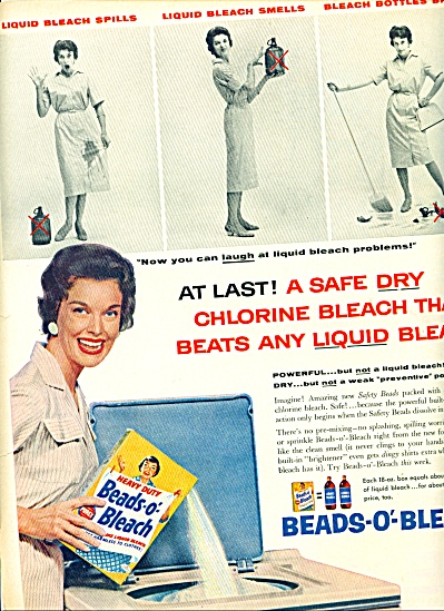 Beads-o'-bleach ad 1958 (Image1)