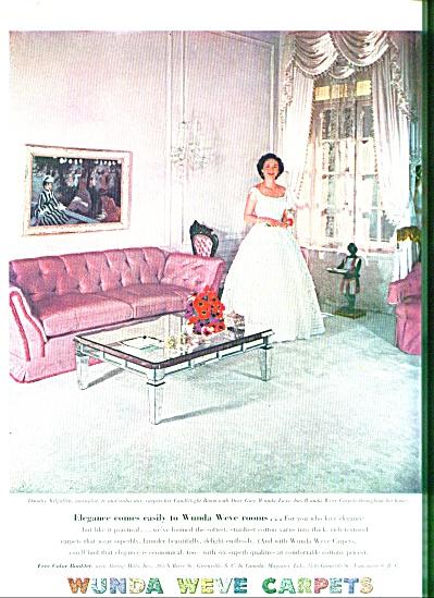 Wunda Weve carpets ad -DOROTHY KILGALLEN (Image1)