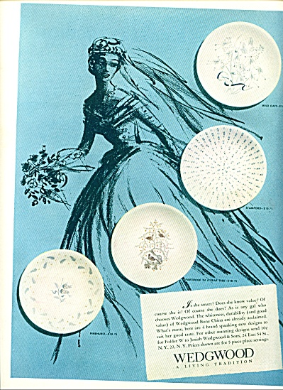 /Wedgwood bone china ad (Image1)