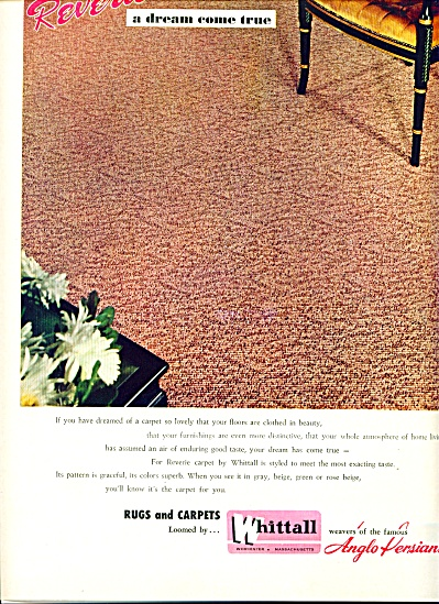 Whittall rugs and carpets ad (Image1)