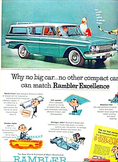 1961 Rambler automobile ad 1961 (Image1)