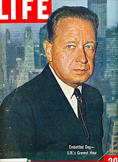 1961 LIFE COVER   DAG HAMMARSKJOLD (Image1)