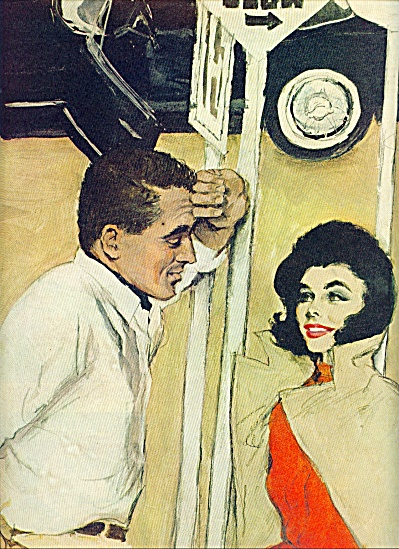 1961 Story Illustration by Joe De Mers (Image1)