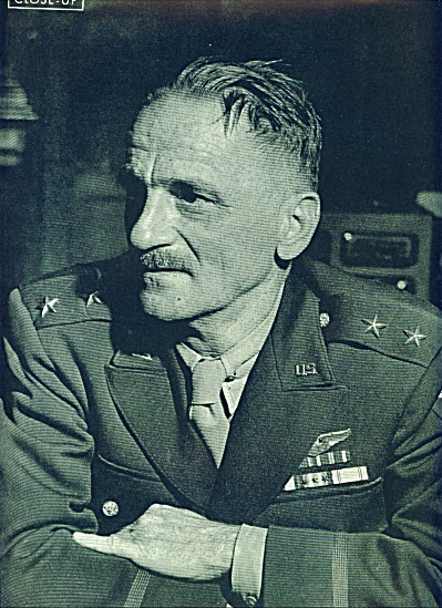 1943 GENERAL 'TOOEY' SPAATZ  - USAF Article (Image1)