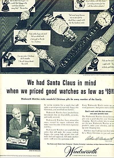 Wadsworth watches ad 1951 (Image1)