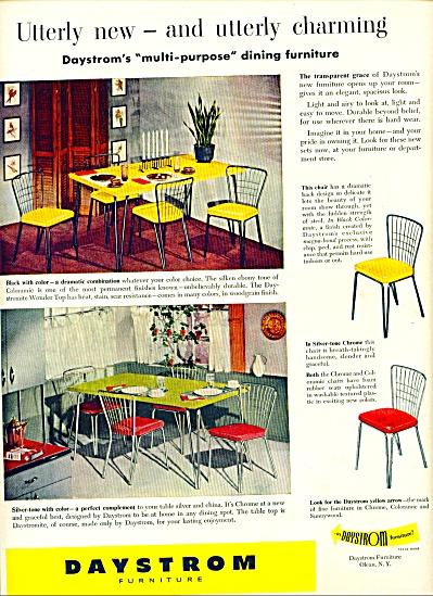 Daystrom furnitre ad 1952 (Image1)