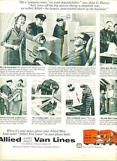 Al,lied Van Lines ad 1959 (Image1)