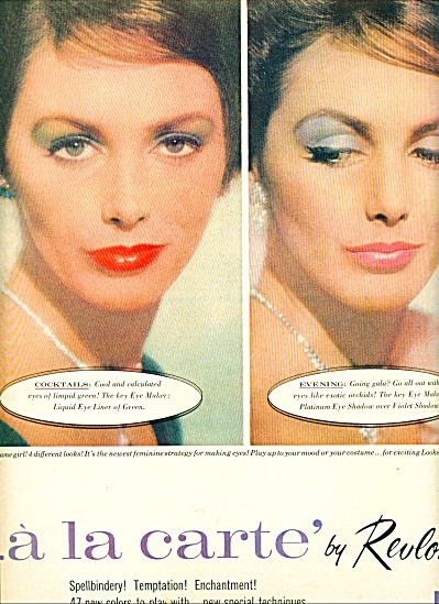 1959 A la carte by Revlon AD Spellbindery (Image1)