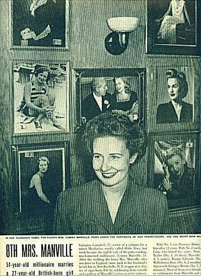 The 8th Mrs. Tommy Manville story 1945 (Image1)