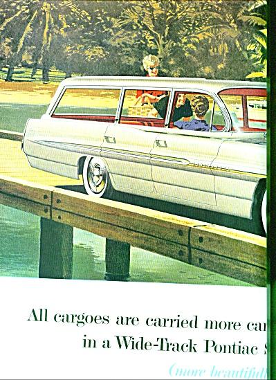 1961 - Pontiac Safari automobile ad (Image1)