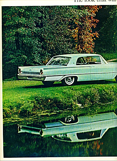 1961 - Ford Galaxie Club Victoria automobile (Image1)