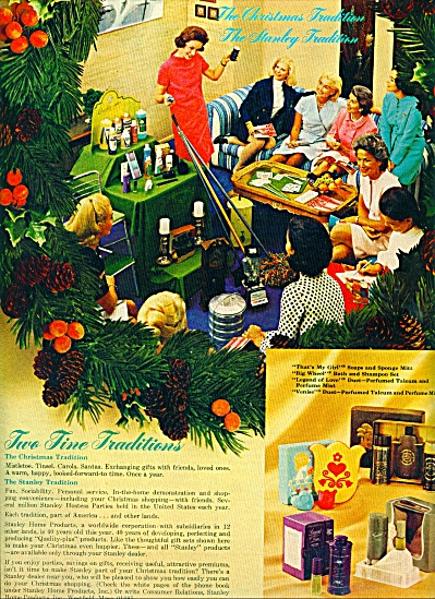 1971 - Stanley Hostess Party ad (Image1)
