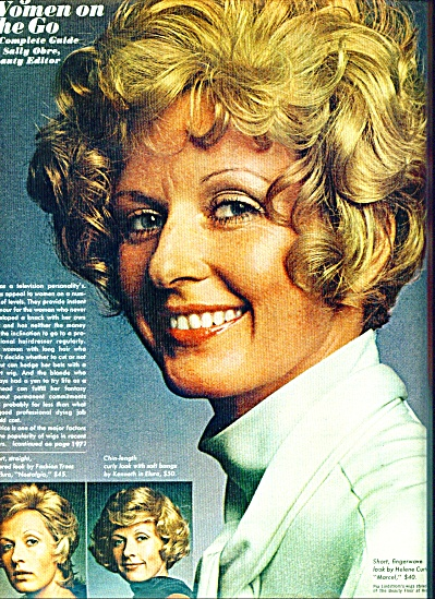 1971 - Wigs For Women 1 Pg Article