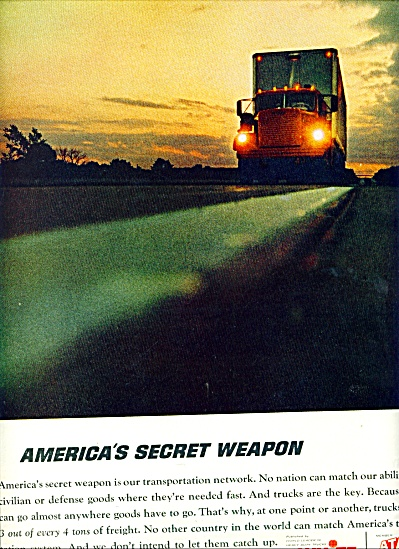 1965 - White Motor company ad (Image1)