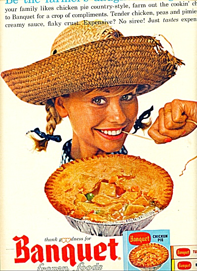 1964 -  Banquet frozen foods ad (Image1)