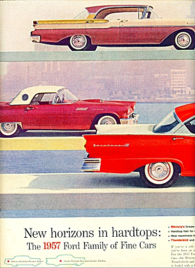 1956 -Ford family of fine cqrs for 1957 (Image1)