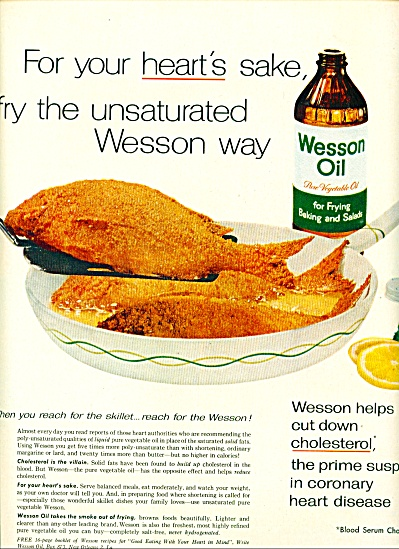 1959 - Wesson oil ad (Image1)