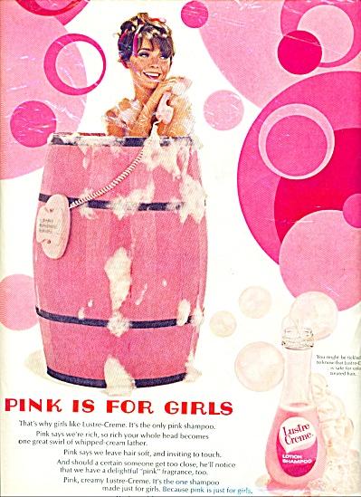 1968 -  Lustre creme lotion shampoo ad (Image1)