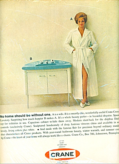 1961 - Crane plumbing, vales & piping ad (Image1)
