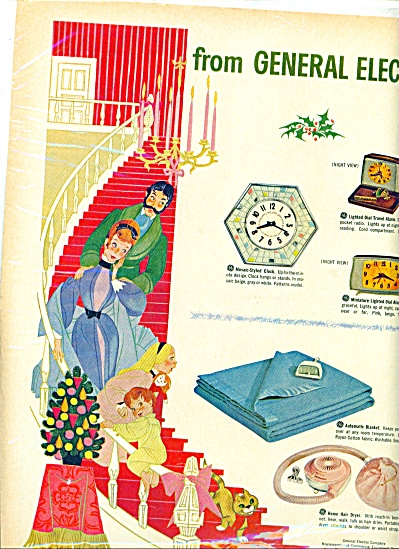 1961 -  General electric products ad (Image1)