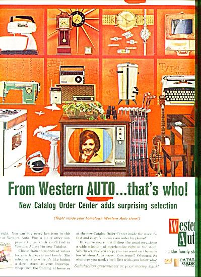 1964 - Western Auto store ad (Image1)