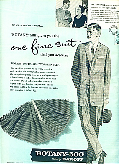 1957 - Botany 500 suits ad (Image1)