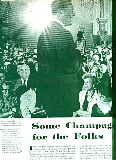1957 - LAWRENCE WELK - musci maker story (Image1)