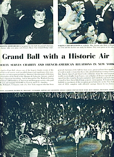 1957 -  Grand Ball with a historic air story (Image1)