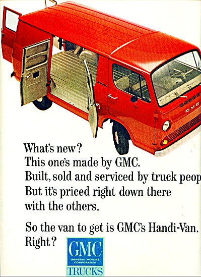 1964 - GMC trucks ad (Image1)