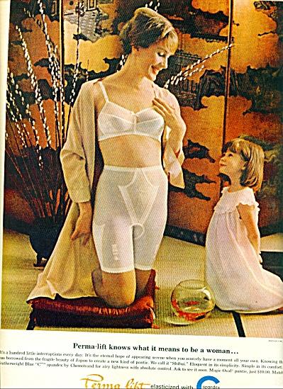 1964 - Perma lift pantie ad (Image1)